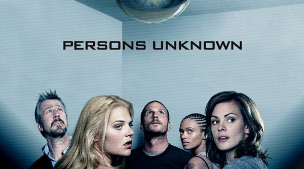 Stream TV Show on Netflix when you are sick Persons Unknown