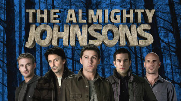 Stream TV Show on Netflix when you are sick The Almighty Johnsons
