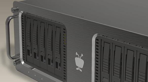 TiVo Mega holds 24 TB of storage