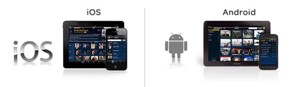 TiVo app for Android and iOS devices #TiVoMom