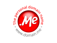 domain.me for personal branding online