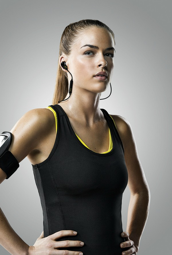 Jabra Sport Pulse Wireless headphones at Best Buy