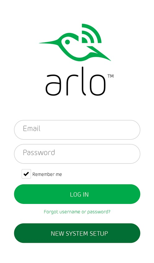 NETGEAR Arlo Set Up App