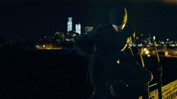 Marvel's Daredevil debuts on Netflix. #StreamTeam #Daredevil #Spon