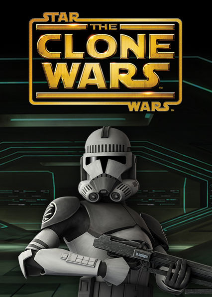Clone Wars on Netflix #streamteam