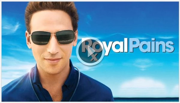 Royal Pains on Netflix; Netflix famiy show #streamteam