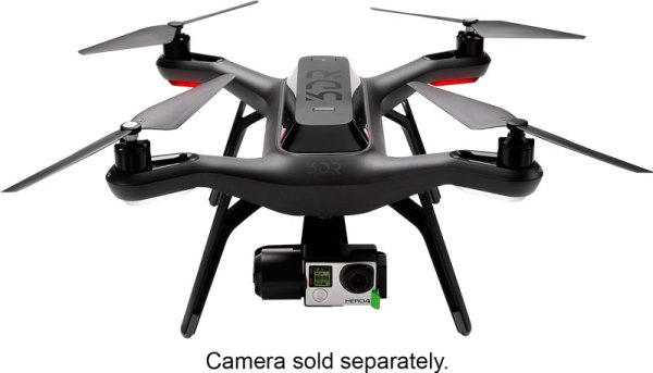 Solo drone with Go Pro support #SoloatBestBuy #ad