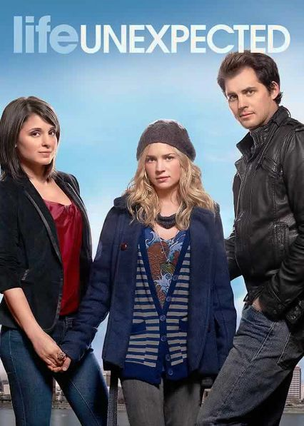 Life Unexpected on Netflix; Shows about families #StreamTeam