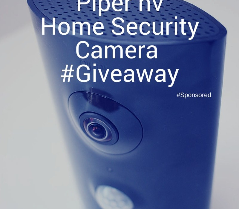 Piper nv Giveaway; How I secured my home during our recent beach vacation. #mypiper #pipersecurity #giveaway