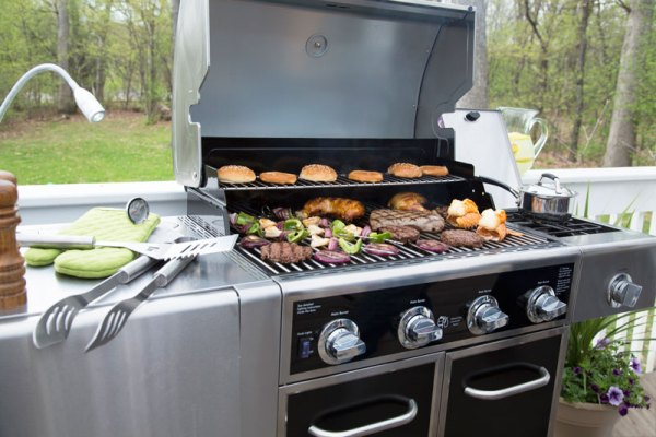 Kenmore 600 series grill; #ArtofGrilling #ad