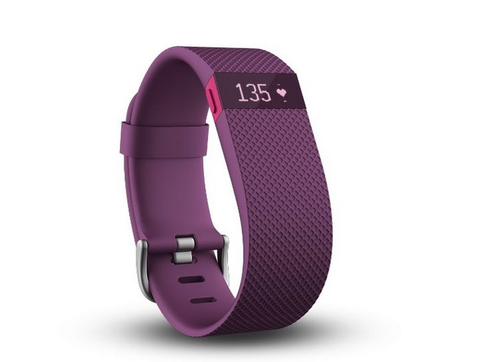 Fitbit Charge HR wireless activity wristband; tech gift guide #BetterYou