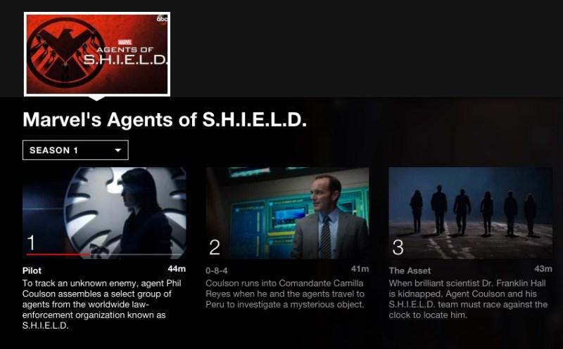Agents of S.H.I.E.L.D.; 5 binge-worthy shows on Netflix for tween boys. #StreamTeam
