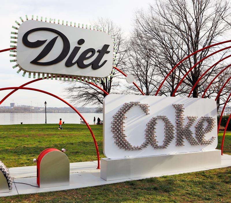 Diet Coke #RetweetofLove #AD