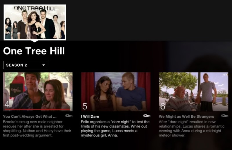 One Tree Hill; 5 Binge worthy shows on Netflix for Teen Girls #StreamTeam