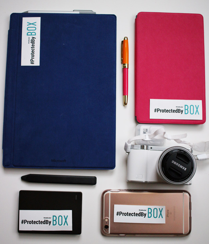 Protecting Your Gadgets Anytime Anywhere #ProtectedByBox