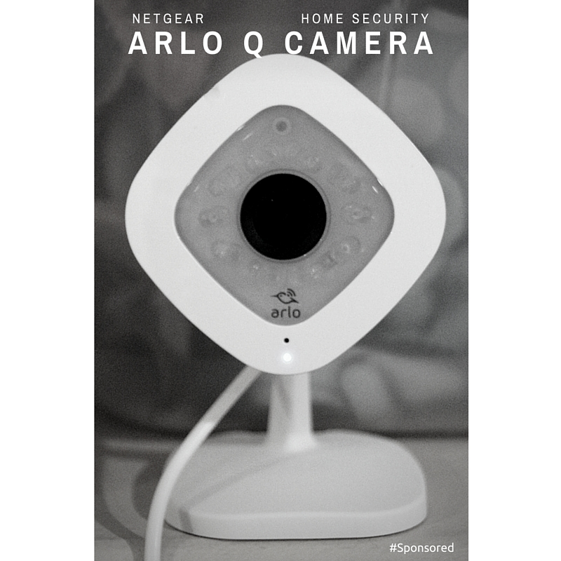 Arlo Q home security camera from NETGEAR