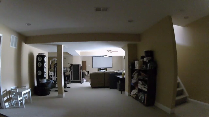 High quality 1080 HD image from Arlo Q home security camera by NETGEAR