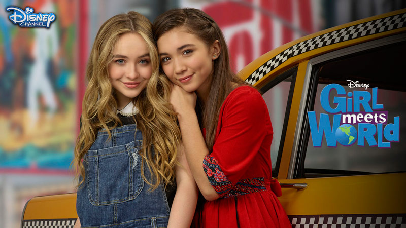 Girl Meets World on Netflix, Episode #102, Girl Meets Boy to open discussion about Social Media FOMO (Fear of Missing Out) with Teens, #StreamTeam