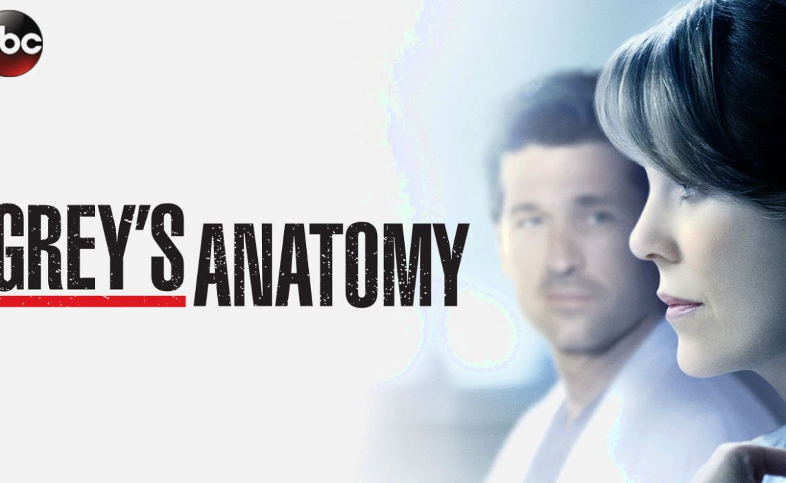 Season 12 of Grey's Anatomy is on Netflix. #StreamTeam