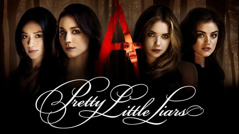 Pretty Little Liars season 6 on Netflix. #StreamTeam