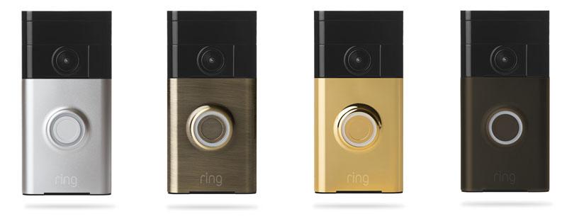Ring Video Doorbell #alwayshome