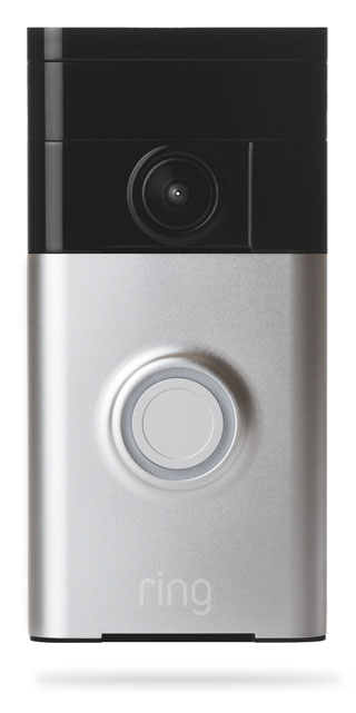 Ring Video Doorbell #AlwaysHome