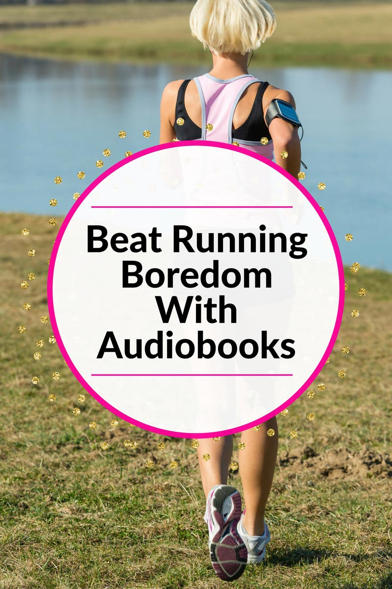 Beat running boredom with audiobooks from Audible, Inc.
