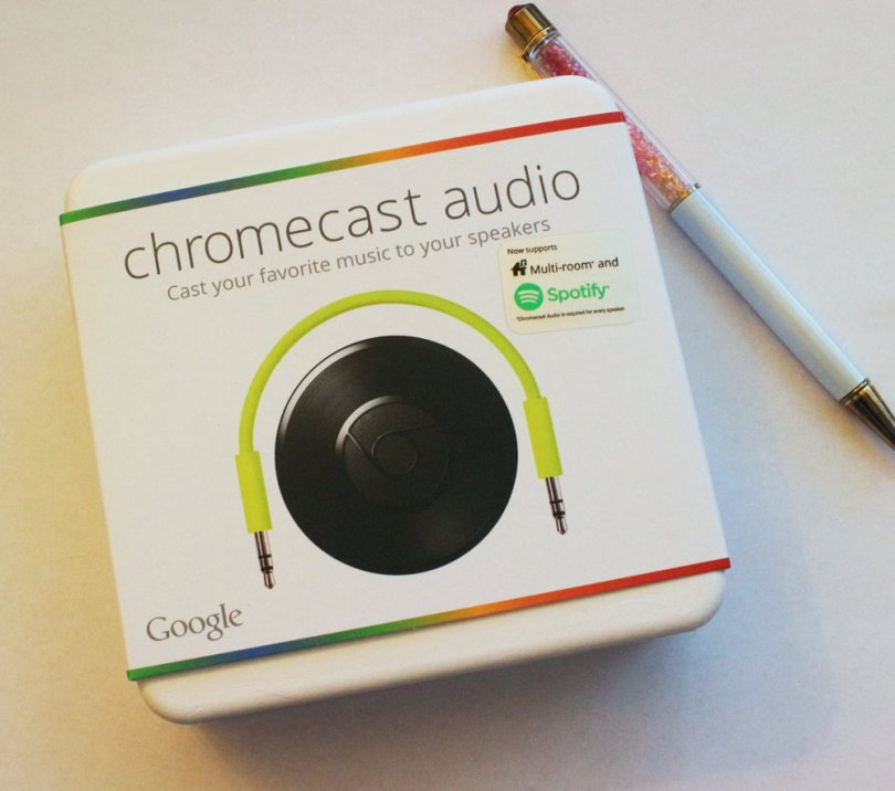Chromecast Audio available at Best Buy.