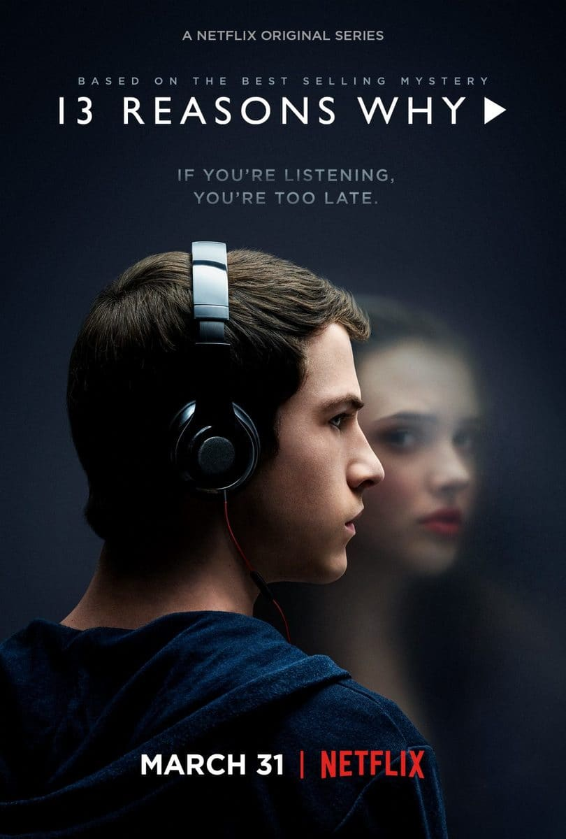13 Reasons Why on Netflix review by my teenage son. He gives the teen perspective and I add in a few comments and my final notes.