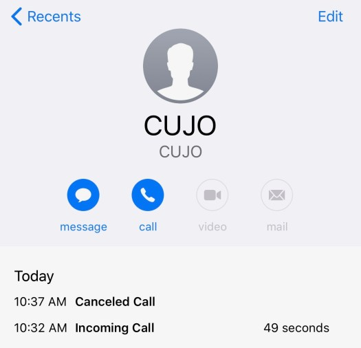 Setting up your CUJO