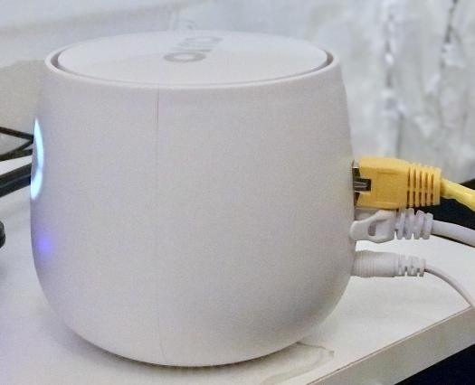Project all your devices with CUJO, a smart firewall. Available at Best Buy. #CUJO