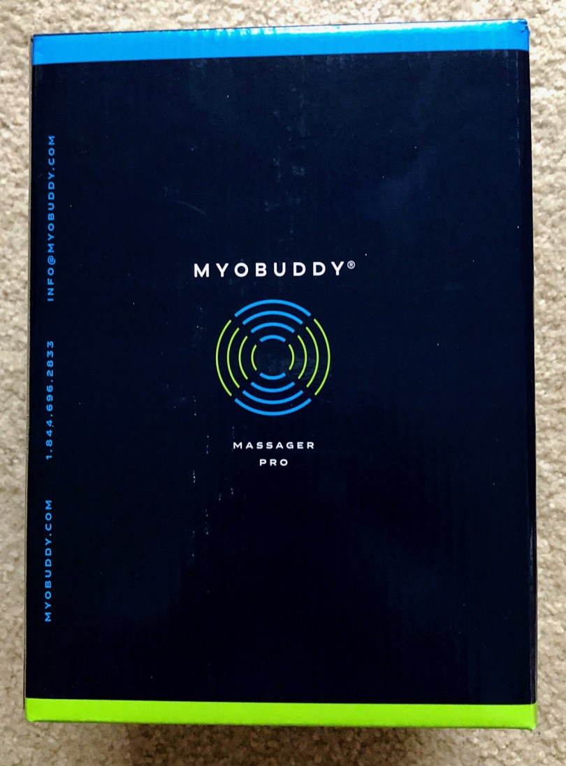 MyoBuddy box