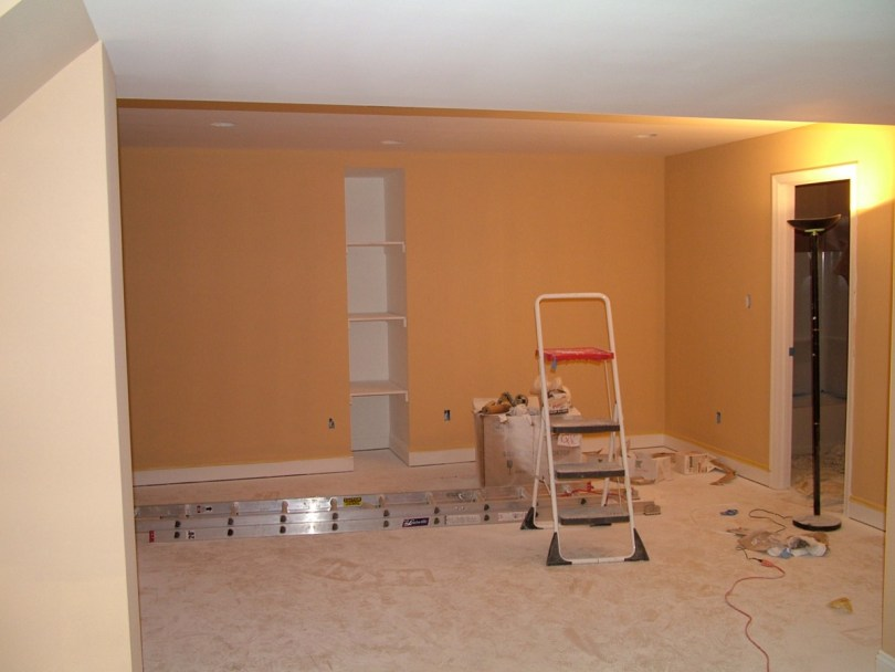 Renovating your home and being sure you have a healthy home.