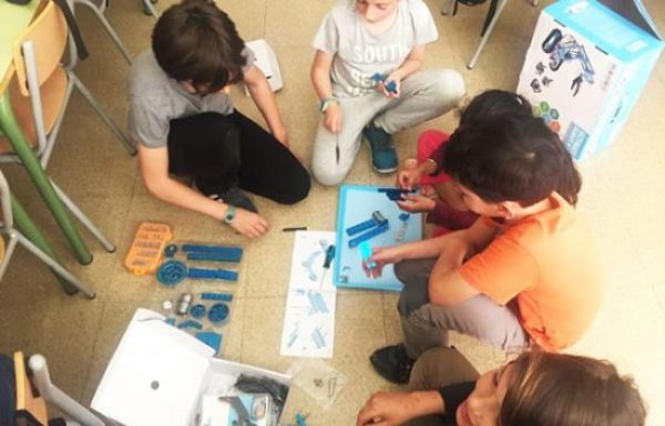Robòtica Super Robot Scratch Barcelona