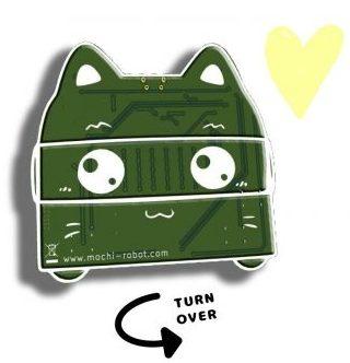 Mochi-Card-coding-Mochi-Robot