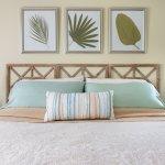 Easy Diy Headboard Made From Decorative Wall Panels