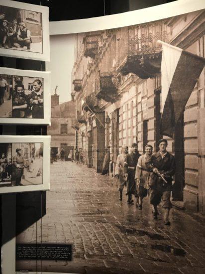 Citytrip Warschau Warsaw Uprising 1944 4