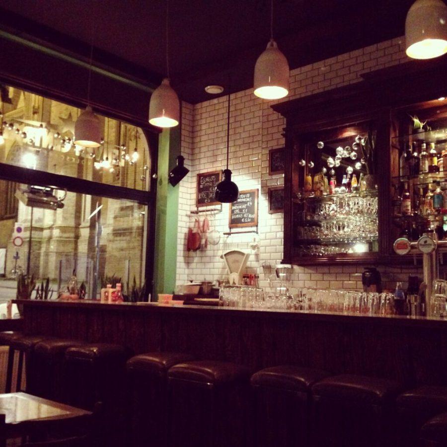 Leuven café