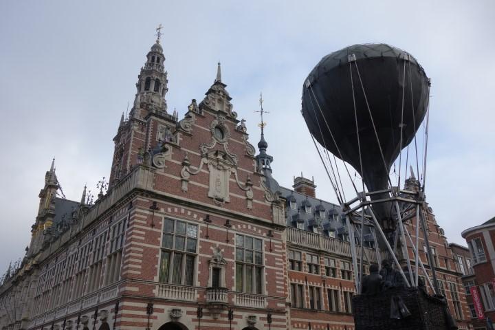 Library Leuven