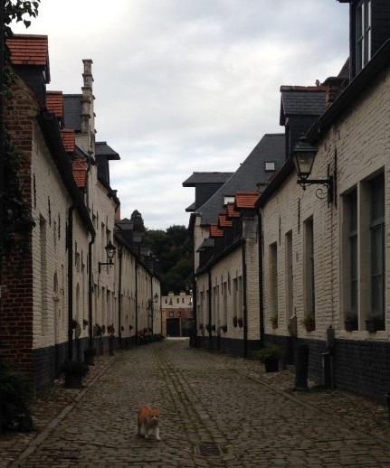 Klein Begijnhof Leuven