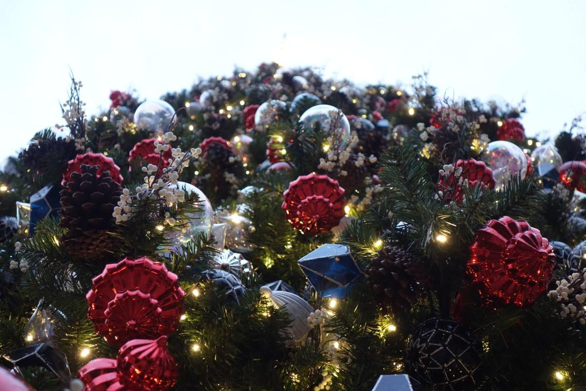 kerstmis op reis