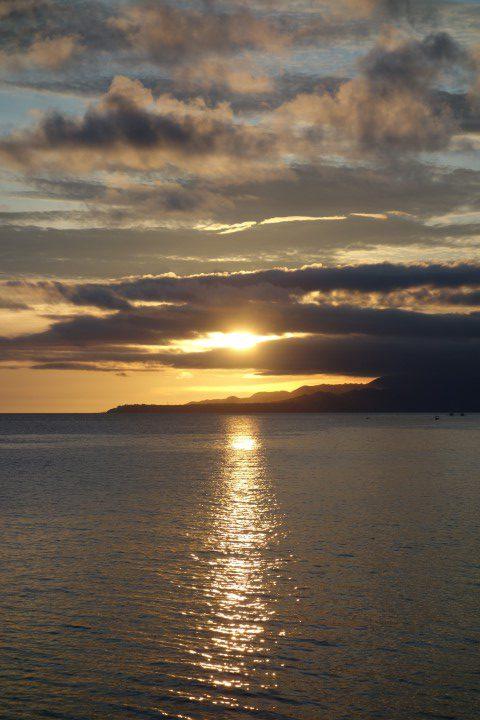 Bohol sunset