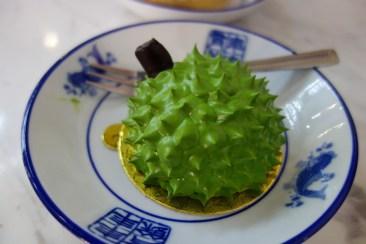 KL durian cake