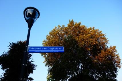 Nuenen Vincent Van Gogh straat