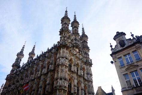 Wintertijd Leuven