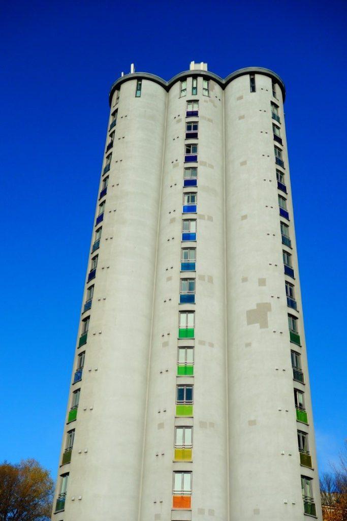 Oslo architectuur Vulkan