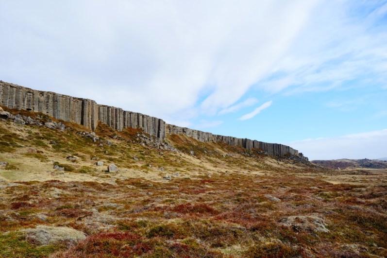 Snaefellsness ijsland