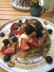 Leuven brunch Leo Pancakes