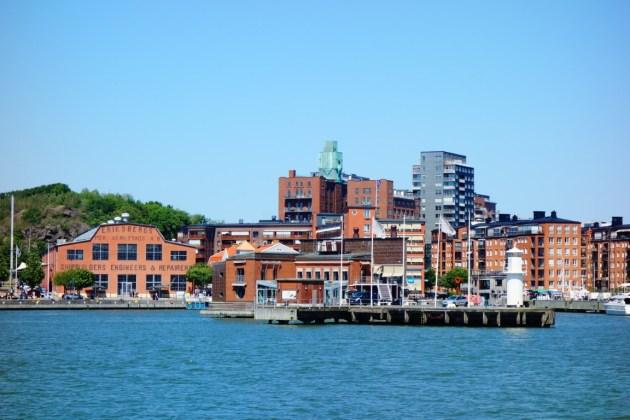 Citytrip Gotenburg boottocht