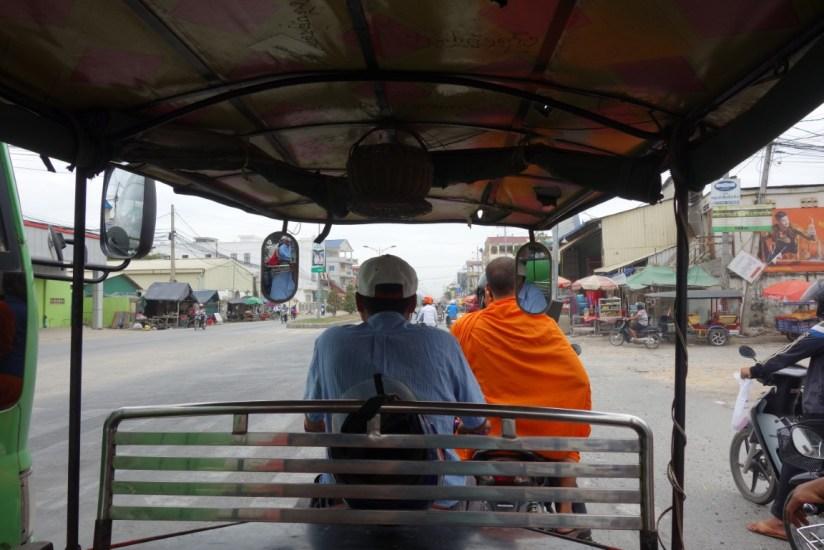 tuktuk Cambodja
